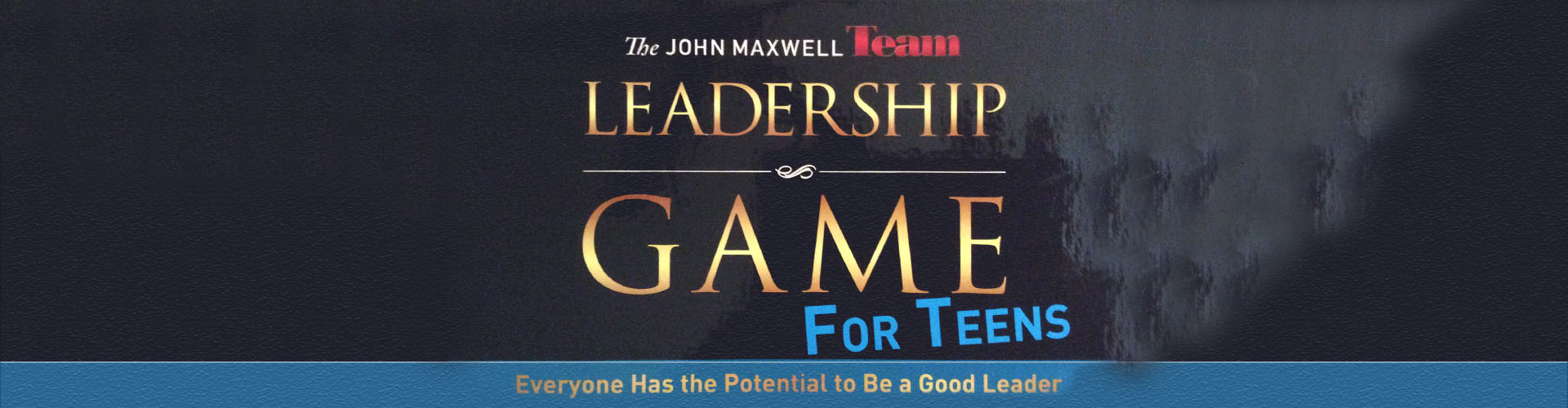 LEADERSHIP GAME FOR TEENS